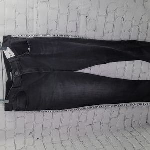 NWT express high rise ankle legging jeans